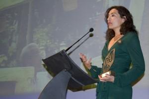 Lucina Gil, actriz y directora. Premio ASECAN.
