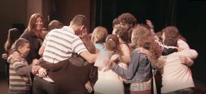 Taller de cortometraje en el Colegio San Mateo (Sevilla).